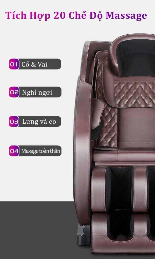 Ghe Massage New Sport NS101 5
