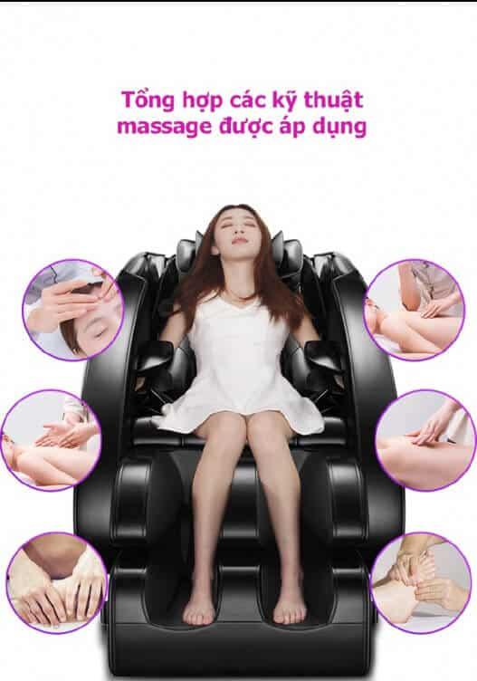 Ghế massage Okinawa JS 25